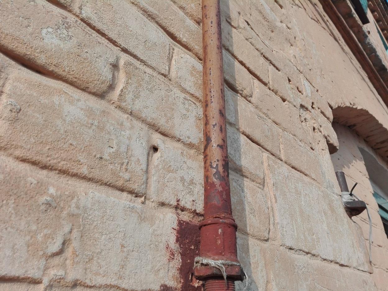 ВКалуге проверили состояние газовых труб ваварийных домах