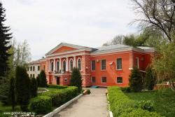 Бывший архиерейский дом (медицинское училище)
