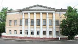Бывший Дом Мешкова (Министерства финансов)