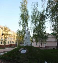 Памятник Воину-освободителю города Калуги
