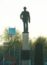 Статуя рабочего