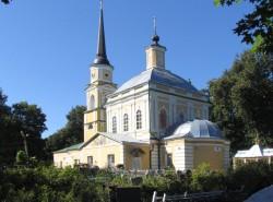 Пятницкое кладбище и Братское кладбище советских воинов