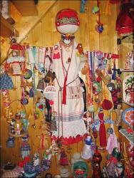 Музей Кукол в усадьбе «Берегиня»