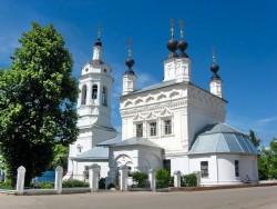 """Церковь Покрова Пресвятой Богородицы """"что на рву"""""""