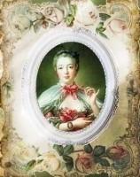 Салон Мадам де Помпадур, элитная французская кондитерская