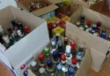 """В калужских гаражах нашли почти две тысячи литров """"паленого"""" алкоголя"""