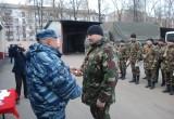 В Калугу вернулись бойцы ОМОНа и СОБРа после полугодовой командировки на Северный Кавказ