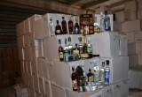В Калуге оперативники изъяли более 50 тонн поддельного алкоголя