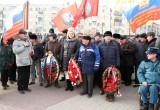 Калужане почтили память неизвестных солдат