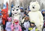 В Калуге и Обнинске прошел Первый этап соревнований «Лыжня России 2015»