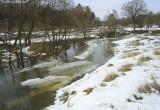 Прокуратура: плотина на реке в Калуге не отвечает требованиям безопасности!