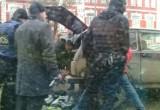 Видео: в Калуге задержали банду торговцев оружием