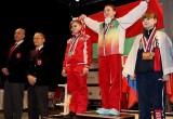 Калужанки привезли две медали с Первенства Европы по пауэрлифтингу