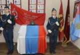 Капсулу с прахом Неизвестного солдата передали караулу калужского Поста №1