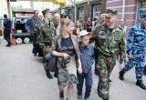 Калужских бойцов СОБРа и ОМОНа проводили в служебную командировку на Кавказ