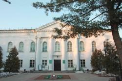 Концертный зал музыкального училища им. Танеева