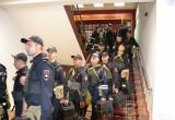 Из Калуги 49 полицейских отправились в полугодовую командировку в Дагестан