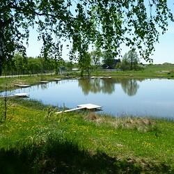 Алешкины пруды, рыболовная база отдыха