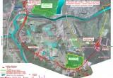 Грандиозная стройка Южной окружной дороги займет два года
