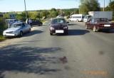 На пешеходном переходе в Калуге сбили женщину