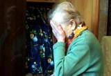Старушка стала жертвой мошенницы, предложившей ей помочь донести сумку