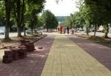Тротуары в Калуге покроют новой эксклюзивной плиткой