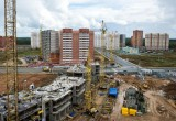 Глава региона проверил стройки новых жилых комплексов Калуги и встретился с жителями