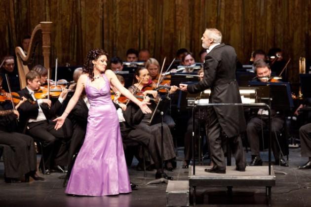 Конкурс в оркестр театра новая опера