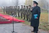 «Вахта Памяти 2015» завершилась церемонией захоронения останков бойцов Красной Армии