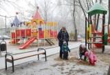 В Турынино открылся игровой спортивный комплекс для детей и взрослых