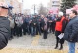 За участие в акции протеста калужским дальнобойщикам грозит «административка»