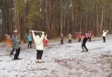 В Калуге набирает популярность скандинавская ходьба