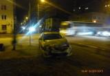 ДТП в Калуге: автоледи на «Мазде» решила проскочить перекресток