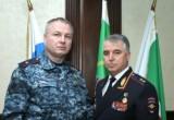 Глава калужской полиции отправился в Чечню