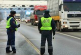 На трассах ГИБДД устроит анонимный опрос водителей «большегрузов»