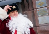 Полицейский Дед Мороз поздравит калужан с Новым годом!