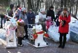 В Калуге прошел финал городского конкурса «Чудо-сани»
