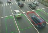 На Синих мостах установили детектор движения транспортных потоков