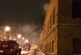 Дом на Баумана загорелся третий раз за полгода