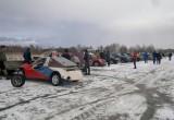 В Воротынске прошли соревнования по зимнему ралли-спринту
