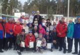 В Калуге состоялась зимняя спартакиада пенсионеров