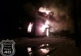 В Калуге продолжается череда пожаров в расселенных домах