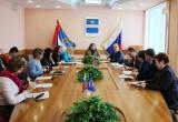 Очередное заседание комитета по вопросам социального развития