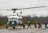 Недалеко от Калуги с радаров пропал вертолет. МЧС ведет поиски