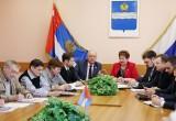 Заседание Ассоциации председателей домовых советов и ТСЖ