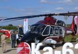 Вертолет Ка-62 прошел испытание на птицестойкость