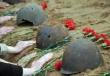 Студенты-поисковики нашли останки красноармейца из Калужской области