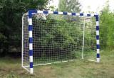 На ребенка рухнули футбольные ворота