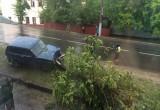 ДТП со сбитой школьницей на Салтыкова-Щедрина попало на запись видеорегистратора