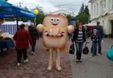 В Калуге отметили праздник хлеба